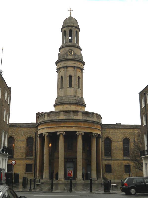 St Mary Crawford Street, London (Church)
