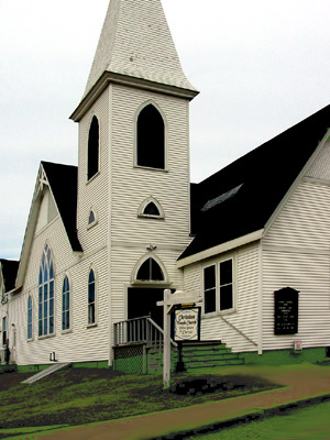 Lubec Christian Temple