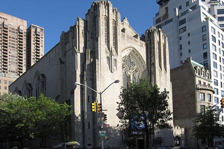 Church of the Heavenly Rest, New York