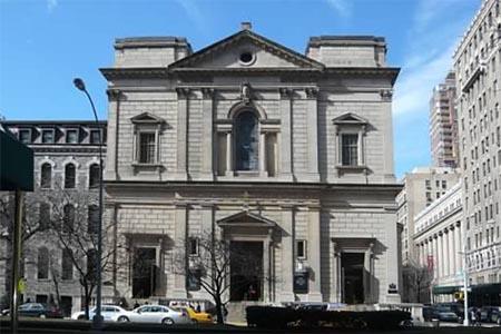 St Ignatius Loyola, New York City (Exterior)