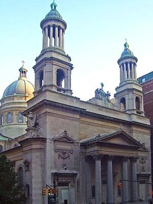 St Jean Baptiste, New York (Exterior)