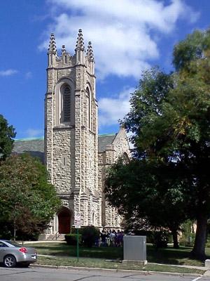 First United, Oak Park, IL (Exterior)