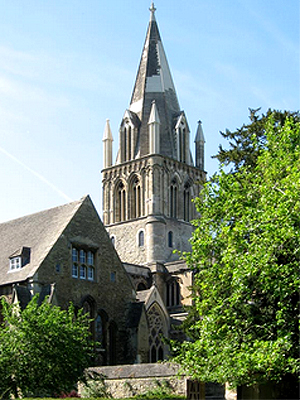 Christ Church Cathedral, Oxford (Exterior)