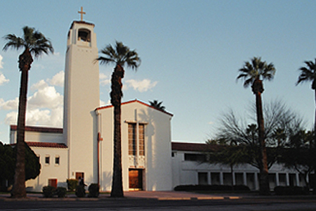 Central United Methodist, Phoenix, Arizona
