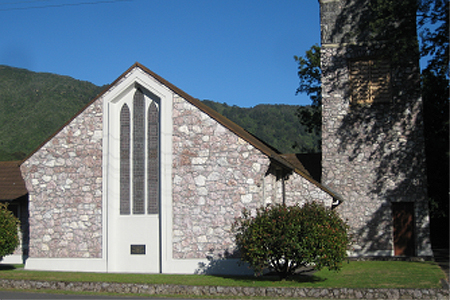 Holy Trinity, Picton, NZ