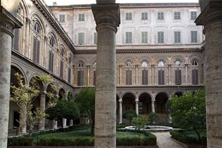 St Augustine Chapel, Rome (Exterior)