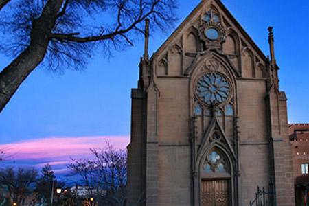 Antioch Church, Santa Fe (Exterior)