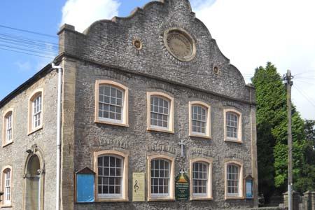 Baptist Church, Shepton Mallet (Exterior)