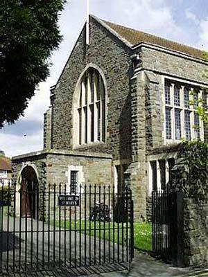 St Mary's, Shirehampton (Exterior)