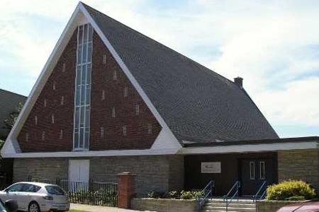 Grace Presbyterian, St John, NB