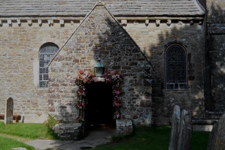 St Nicholas, Studland (Exterior)