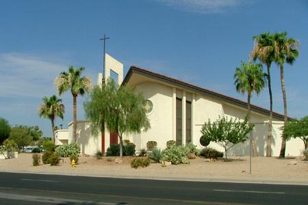 Lord of Life, Sun City West, AZ (Exterior)