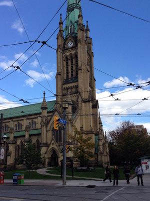 St James Cathedral, Toronto (Exterior)