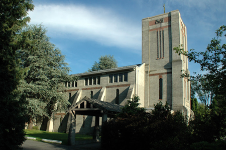 St John Shaughnessy, Vancouver (Exterior)