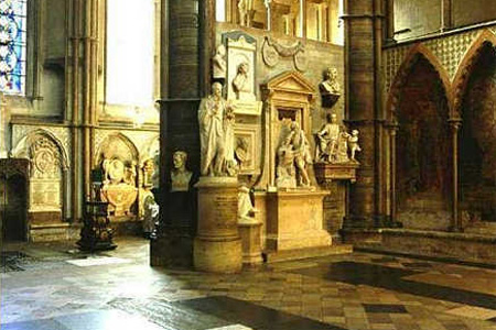 CS Lewis Dedication, Westminster Abbey (Program)