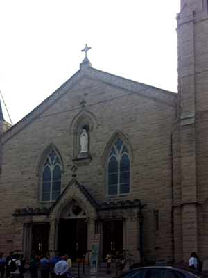 St Mary, Alexandria, VA (Exterior)