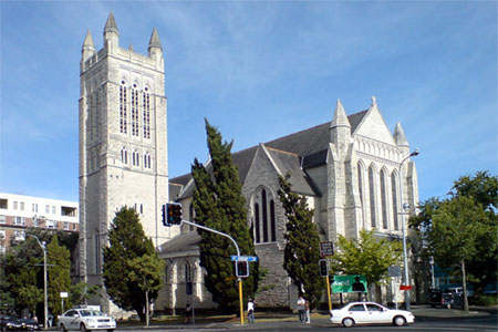 St Matthew-in-the-City, Auckland
