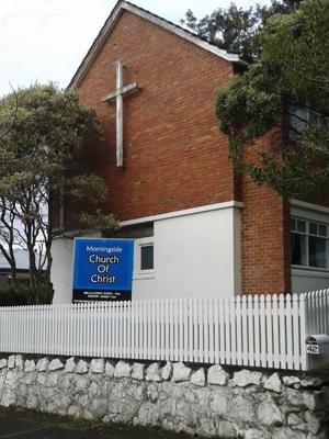 Morningside Church, Auckland (Exterior)