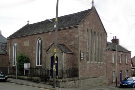 St Catherine, Blairgowrie (Exterior)