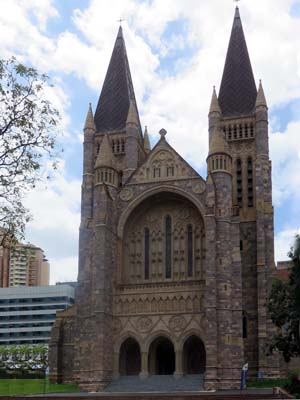 St John's Cathedral, Brisbane