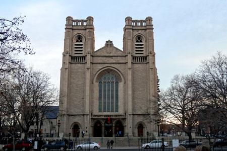 St John's Cathedral, Denver, CO (Exterior)