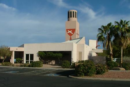 Foorhills Christian Church, Glendale, AZ (Exterior)