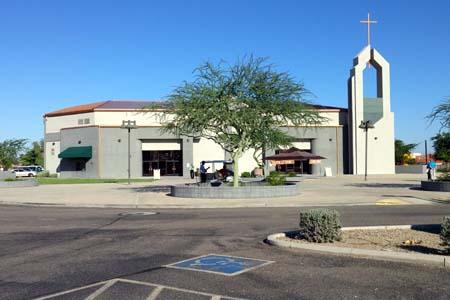 Glendale Nazarene Church, Glendale, AZ