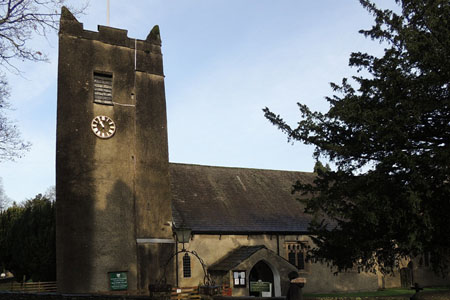 St Oswald, Grasmere, UK (Exterior)