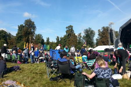 Greenbelt Festival 2014 (Field)