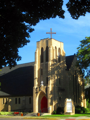 Christ Episcopal, Kalispell, MT (Exterior)