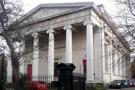 St Bride's, Liverpool (Exterior)