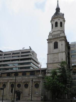 St Magnus-the-Martyr, London