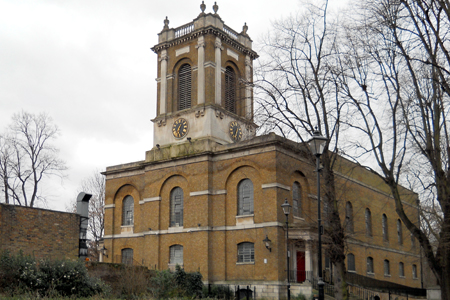 Mary Magdalene, London (Exterior)