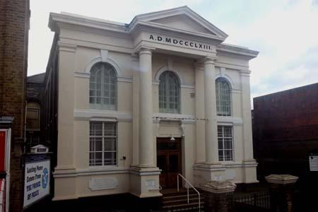 Rye Lane Chapel, Peckham