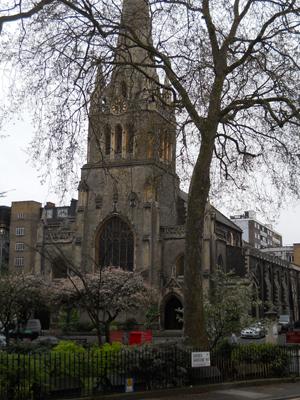 St James, London (Exterior)