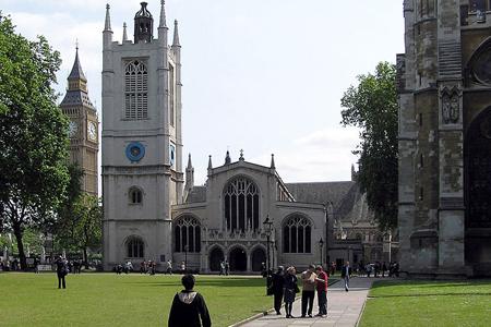 St Margaret's, Westminster (Exterior)