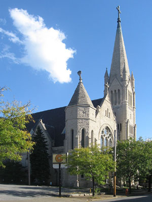 Calvary Episcopal, Louisville, KY