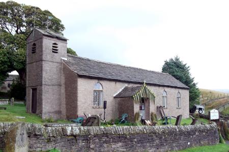 Forest Chapel (Exterior)