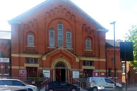 Lansdowne Evangelical, London