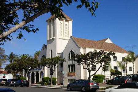 First Christian Church, Oceanside, CA (Exterior)