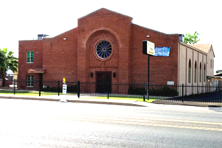 Iglesia Baustista Central, Phoenix, AZ (Exterior)