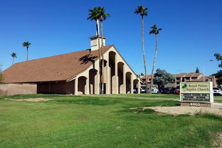 Royal Palms Baptist, Phoenix, AZ (Exterior)