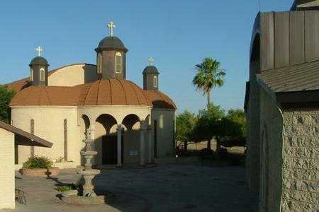 St Sava, Phoenix, AZ (Exterior)