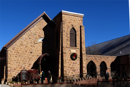 Holy Faith, Santa Fe, NM (Exterior)