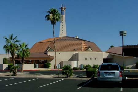 Desert Palms Presbyterian, Sun City West, AZ (Exterior)