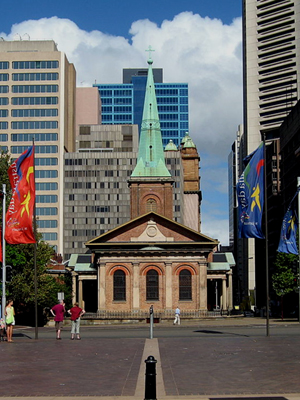 St James the Great, Sydney, AU