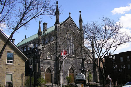 Christ's Church Cathedral, Hamilton
