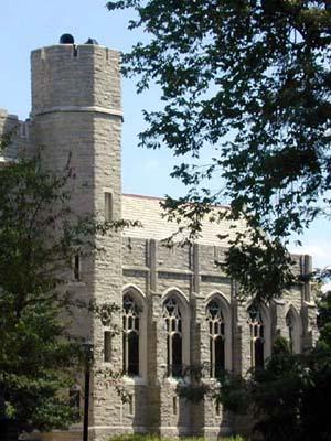 Corr Chapel, Villanova, PA (Exterior)