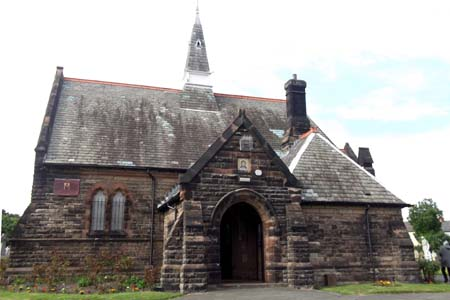 St Elisabeth the New Martyr, Wallasey (Exterior)