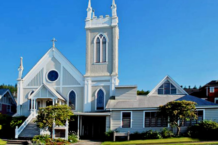 Grace Episcopal, Astoria, OR